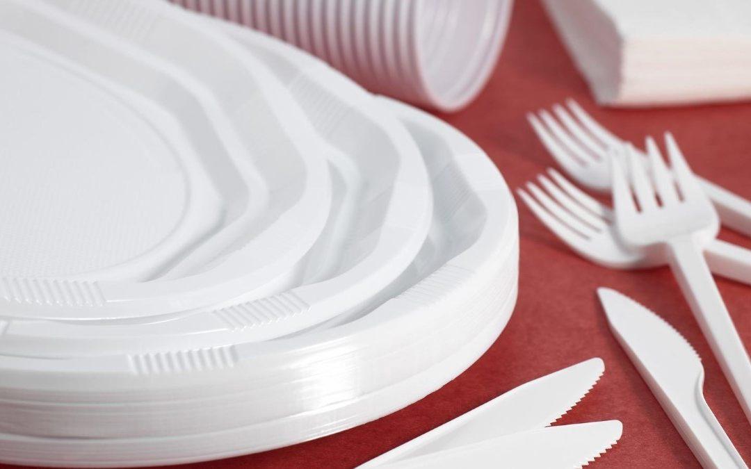 Acabe-se com plásticos de utilização única