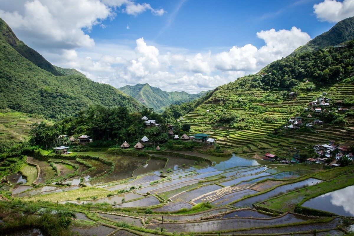 Das Filipinas e do mundo
