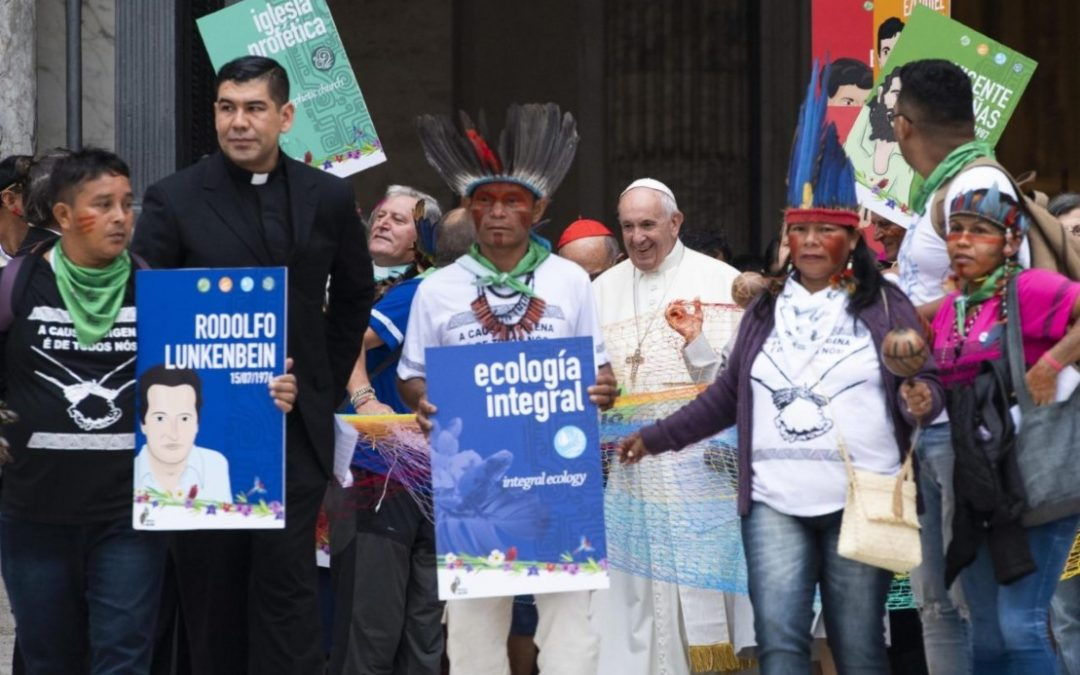 Acompanhe o Sínodo da Amazónia com o MCGC