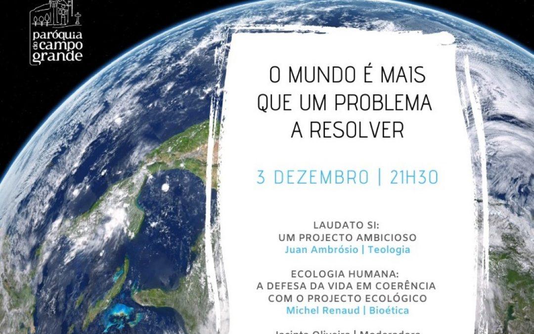 Conferência na Igreja do Campo Grande