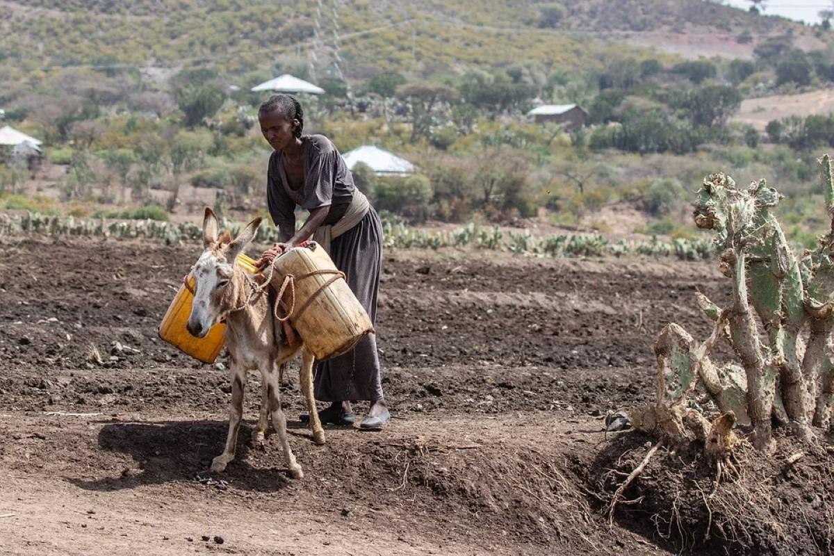 pobreza-Etiópia