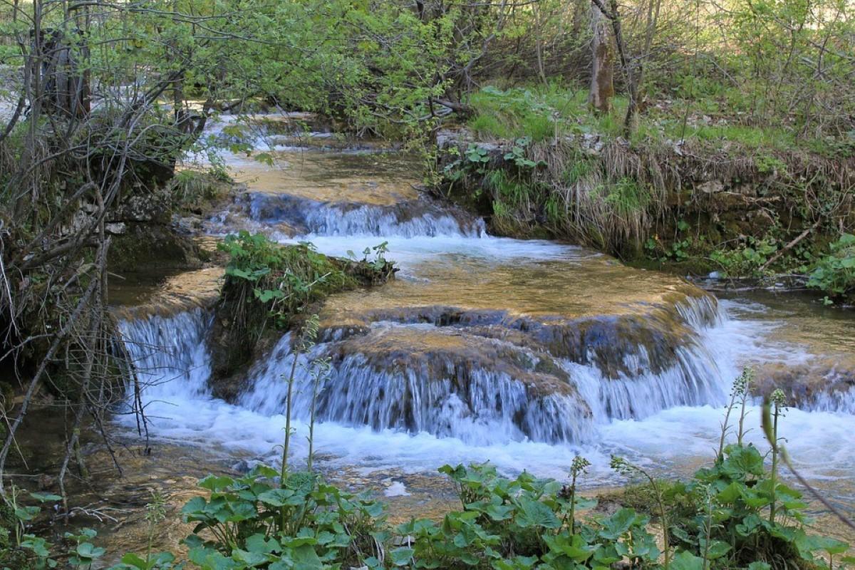 Água - Plitvice