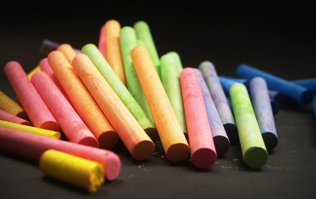 Vamos desenhar um futuro mais colorido