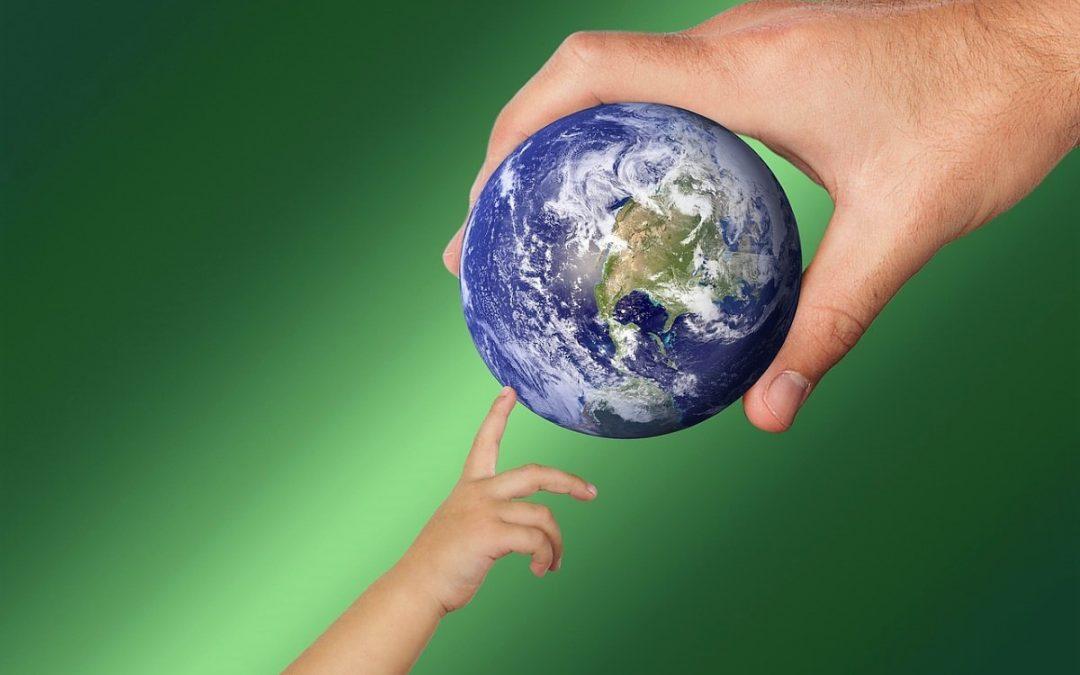 Para um planeta sustentável e para todos